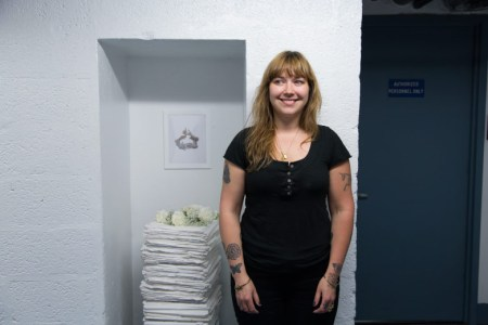 Tracy Timmins at Engineers Office Gallery 1